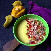 Jackfruit-Mango-Breakfast-Smoothie-Bowl